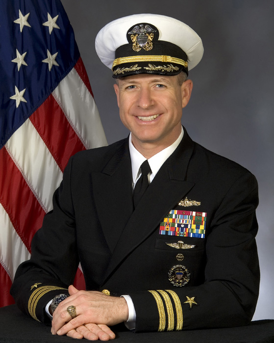 Kirk Lippold - Inspirational Leader & Commander of the USS Cole